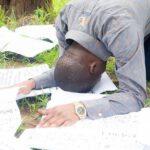 Shepherd Bushiri Praying With Messages