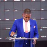 Shepherd Bushiri Preaching