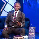 Shepherd Bushiri Promoting The Jesus Nation Book