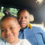 Shepherd Bushiri With Daughter Raphaella