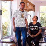 Shepherd Bushiri With Wife Inside House
