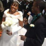 Younger Mary With Bushiri At Their Wedding