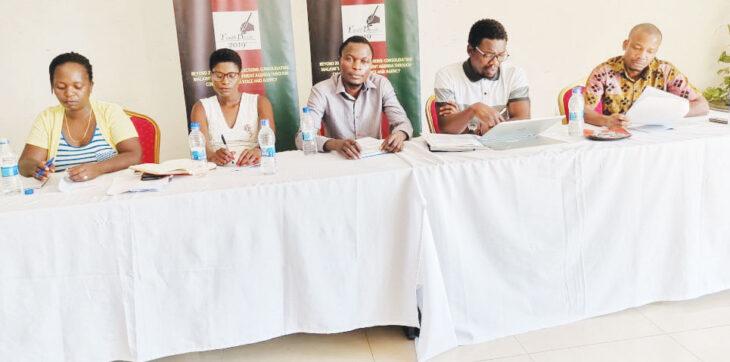 Neef disburses K23 billion - The Times Group Malawi