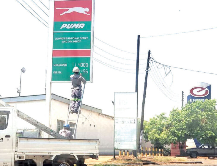 Zeroing in on fuel price hike